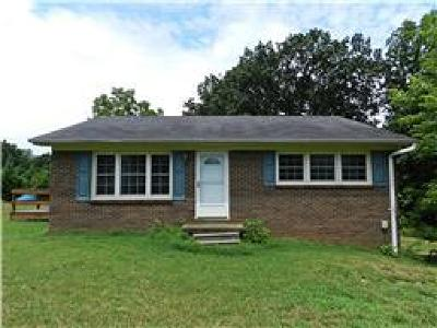 Cottontown Single Family Home For Sale: 3112 25w Hwy