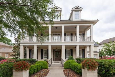 Williamson County Single Family Home For Sale: 1726 Championship Blvd