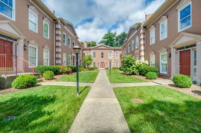 Nashville Condo/Townhouse For Sale: 3051 Woodlawn Dr
