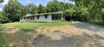 Sumner County Single Family Home For Sale: 389 Pole Hill Rd
