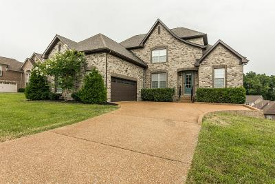 Sumner County Single Family Home Active Under Contract: 148 Brierfield Way