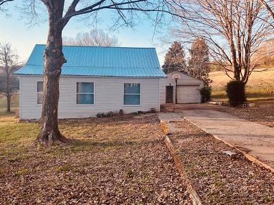 Sparta Single Family Home For Sale: 2250 Walker Cove Road
