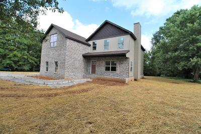 Lebanon Single Family Home For Sale: 1315 Trousdale Ferry Pike