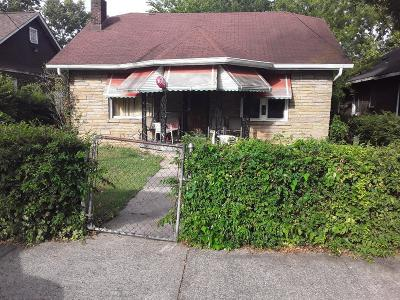 Nashville Single Family Home Active Under Contract: 510 19th Ave N