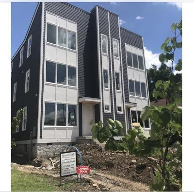 Nashville Single Family Home For Sale: 1408 Edgehill Ave