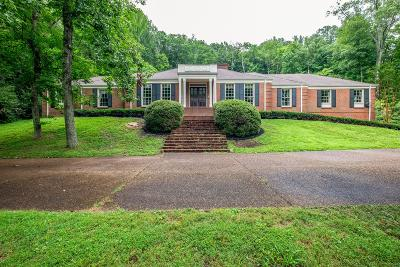 Nashville Single Family Home For Sale: 4354 Chickering Ln