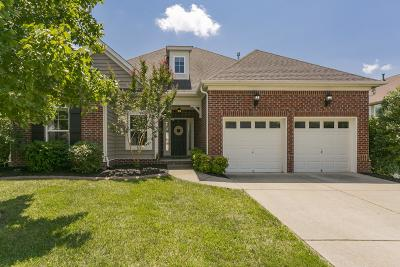Mount Juliet Single Family Home Active Under Contract: 963 Legacy Park Rd