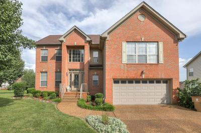 Goodlettsville Single Family Home For Sale: 127 Rose Garden Ln