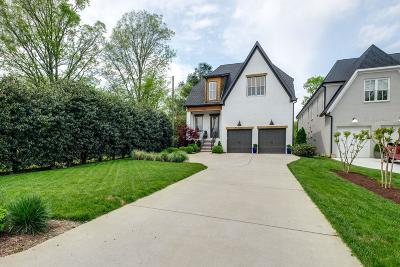 Single Family Home For Sale: 3435 Amanda Ave