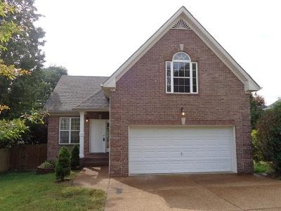 Hendersonville Rental For Rent: 103 Ridgeview Trace