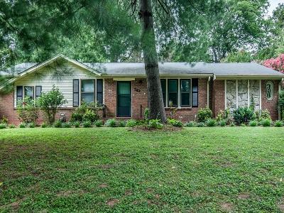 Nashville Single Family Home For Sale: 302 Lynn Dr