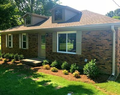 Sumner County Rental For Rent: 509 Tulip Circle