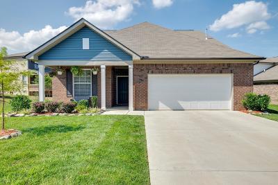 Smyrna Single Family Home For Sale: 903 Wisteria Ct