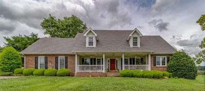 Adams, Clarksville, Springfield, Dover Single Family Home For Sale: 3199 Kirkwood Rd