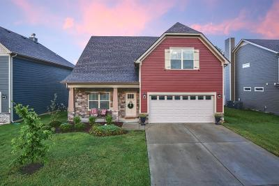 Murfreesboro Single Family Home For Sale: 5829 Enclave Dr