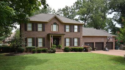 Lebanon Single Family Home For Sale: 127 Geers Dr