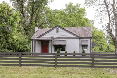 Nashville Single Family Home For Sale: 2701 Pennington Bend Rd