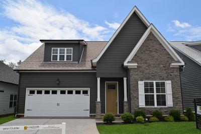 Murfreesboro Single Family Home For Sale: 3414 Chianti Circle