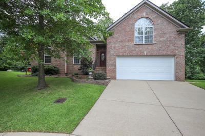 Hermitage Single Family Home For Sale: 128 Lakeside Ct