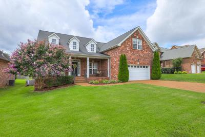 Mount Juliet Single Family Home For Sale: 3005 Clyde Cir