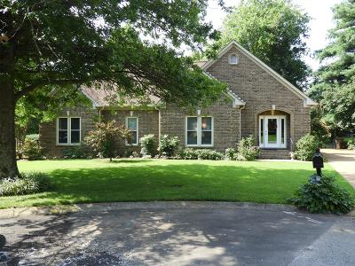 Brentwood Single Family Home For Sale: 708 Woodridge Ct