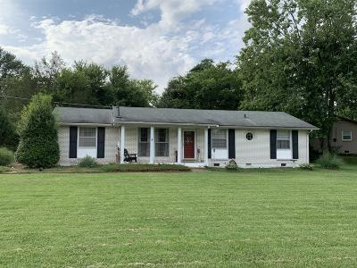 Sumner County Single Family Home Active Under Contract: 141 Wessington Pl