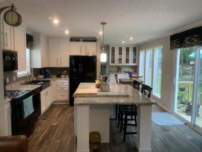 Spring Hill Single Family Home For Sale: 4986 Ash Hill Road
