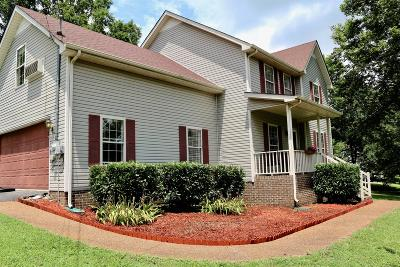 Culleoka Single Family Home Active Under Contract: 2034 Powell Dr