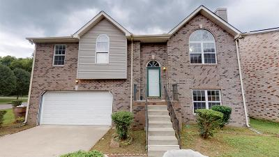 Antioch Single Family Home Active Under Contract: 1201 Orchard Mountain Ct