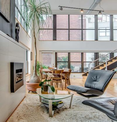 Nashville Condo/Townhouse For Sale: 231 5th Ave N #501