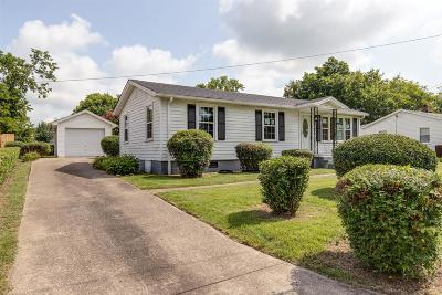 Sumner County Single Family Home For Sale: 418 Carson St
