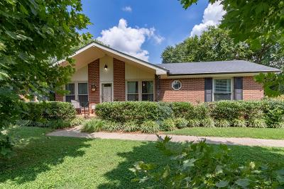 Clarksville Single Family Home For Sale: 211 Lodge Drive
