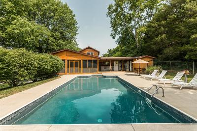 Hendersonville Single Family Home Active Under Contract: 2529 Long Hollow Pike