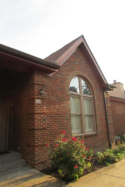 Nashville Single Family Home For Sale: 109 Highland Villa Dr