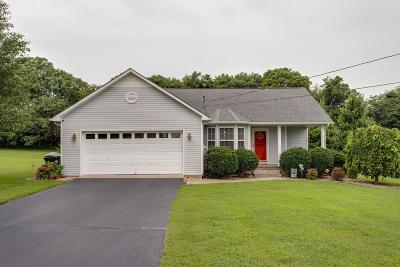 Spring Hill Single Family Home Active Under Contract: 536 White Oak Trl