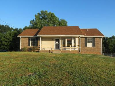 Clarksville Single Family Home For Sale: 1426 Janet Way Dr