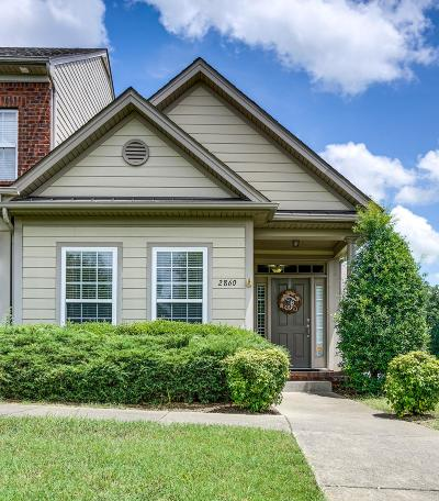 Nashville Single Family Home For Sale: 2860 Adara Ln
