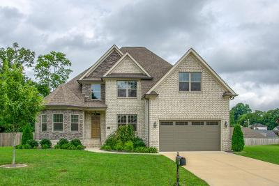 Columbia  Single Family Home For Sale: 135 Timberland Dr