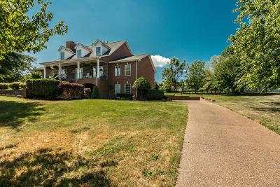 Sumner County Single Family Home For Sale: 1106 Anderson Rd