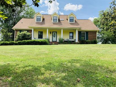 Franklin Single Family Home For Sale: 2047 Maple Ln