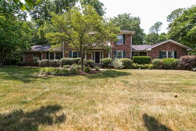 Brentwood TN Single Family Home For Sale: $699,900