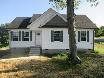 Marshall County Single Family Home Active Under Contract: 760 Finley Beech Rd