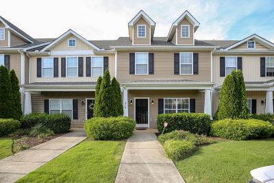 Murfreesboro Condo/Townhouse For Sale: 408 Kubota Dr