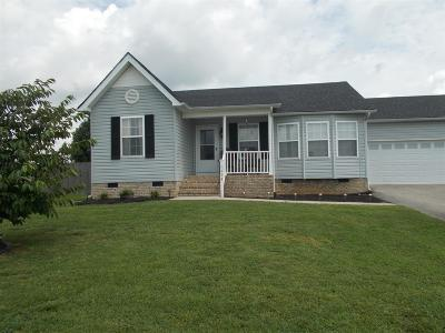 Columbia  Single Family Home For Sale: 1614 Robert Rd