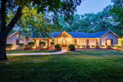 Davidson County Single Family Home For Sale: 823 Forest Acres Dr