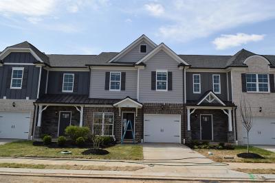 Murfreesboro Single Family Home For Sale: 4431 Chusto Dr
