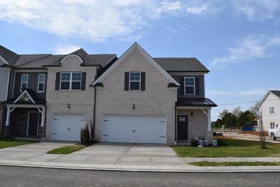 Murfreesboro Single Family Home For Sale: 4433 Chusto Dr