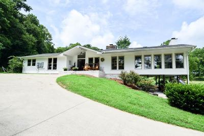Hendersonville Single Family Home For Sale: 1175 Mud Hollow Rd