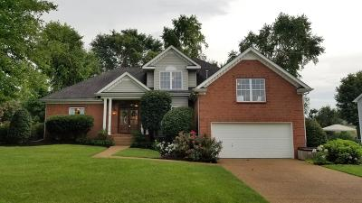 Thompsons Station  Single Family Home For Sale: 2578 Douglas Ln