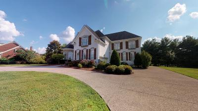 Brentwood TN Single Family Home For Sale: $1,200,000